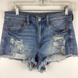 American Eagle | Hi-Rise Festival Jean Shorts